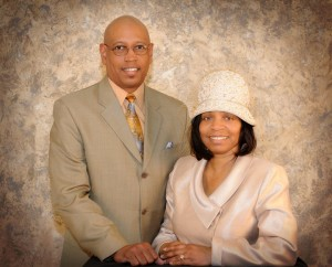 Pastor & First Lady Twilley